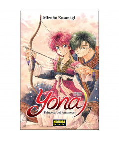 YONA, PRINCESA DEL AMANECER 7 Comic y Manga