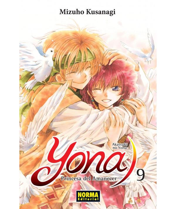 YONA, PRINCESA DEL AMANECER 9 Comic y Manga