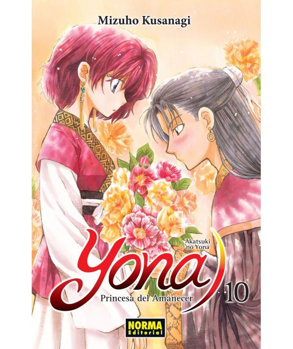 YONA, PRINCESA DEL AMANECER 10 Comic y Manga
