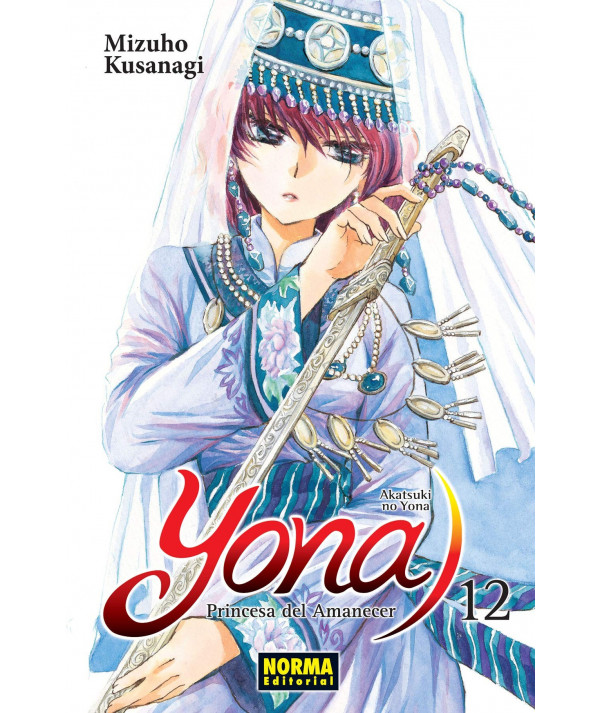 YONA, PRINCESA DEL AMANECER 12 Comic y Manga