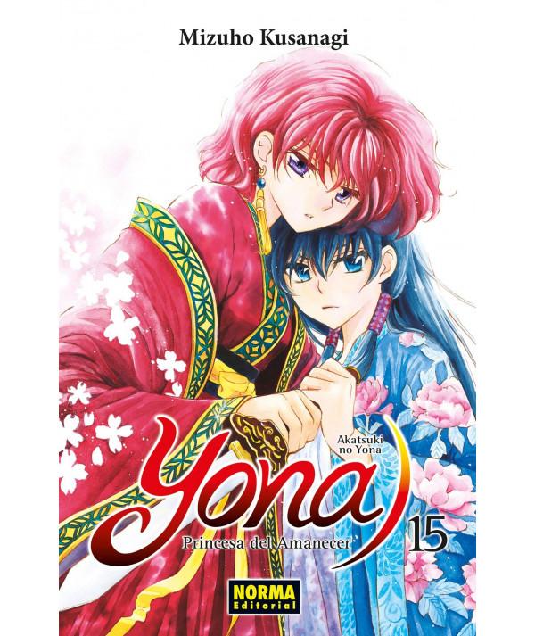 YONA, PRINCESA DEL AMANECER 15 Comic y Manga