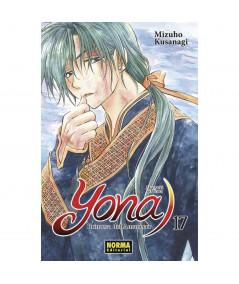 YONA, PRINCESA DEL AMANECER 17 Comic y Manga