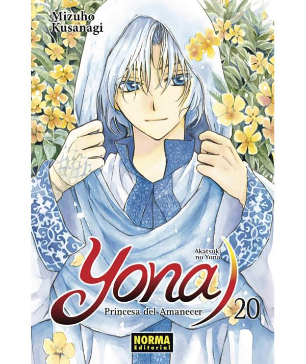 YONA, PRINCESA DEL AMANECER 20 Comic y Manga