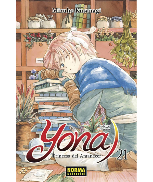 YONA, PRINCESA DEL AMANECER 21 Comic y Manga