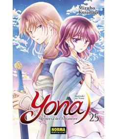 YONA, PRINCESA DEL AMANECER 25 Comic y Manga