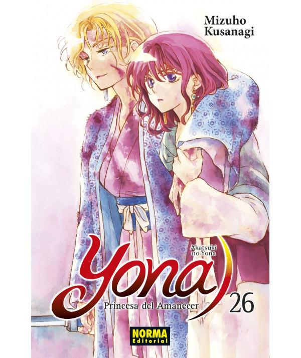 YONA, PRINCESA DEL AMANECER 26 Comic y Manga