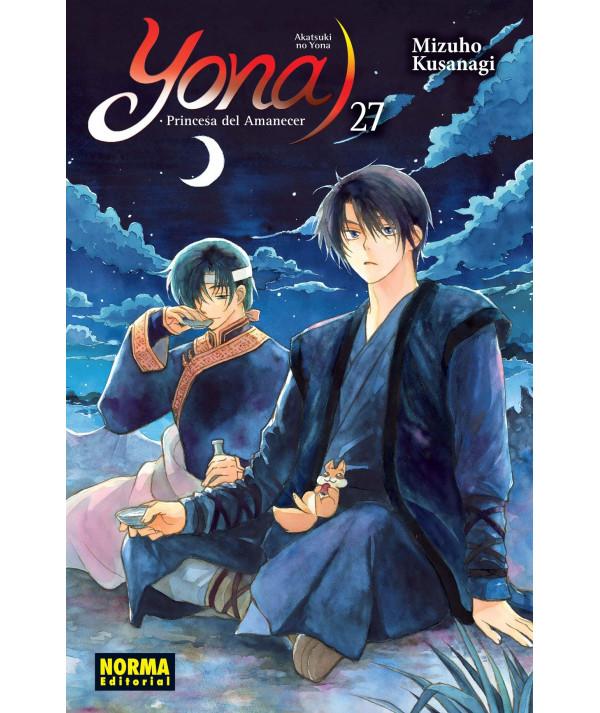 YONA, PRINCESA DEL AMANECER 27 Comic y Manga