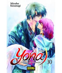 YONA, PRINCESA DEL AMANECER 30 Comic y Manga