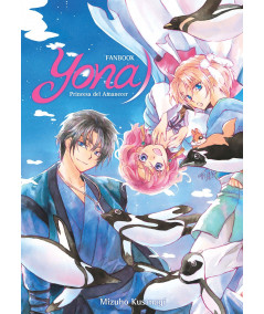 YONA, PRINCESA DEL AMANECER FANBOOK Comic y Manga