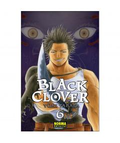 BLACK CLOVER 6 Comic y Manga