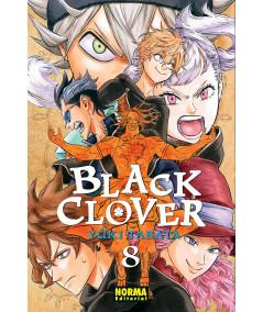 BLACK CLOVER 8 Comic y Manga