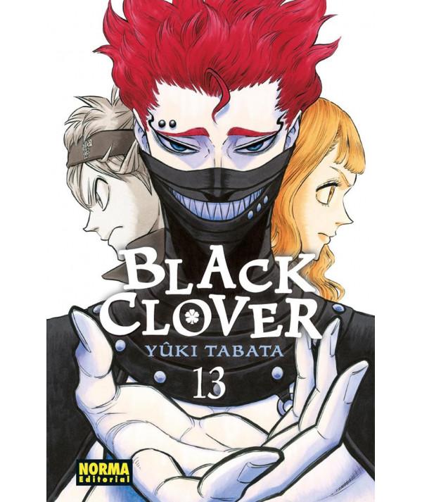 BLACK CLOVER 13 Comic y Manga
