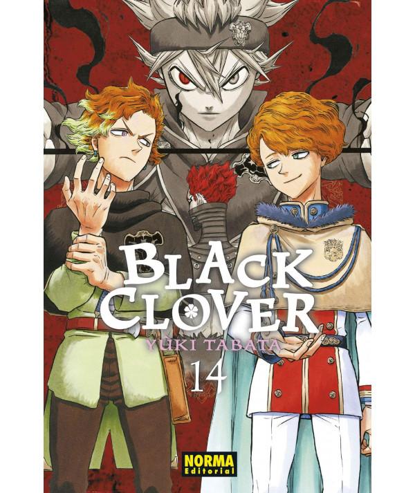 BLACK CLOVER 14 Comic y Manga