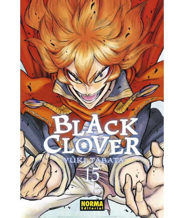 BLACK CLOVER 15 Comic y Manga