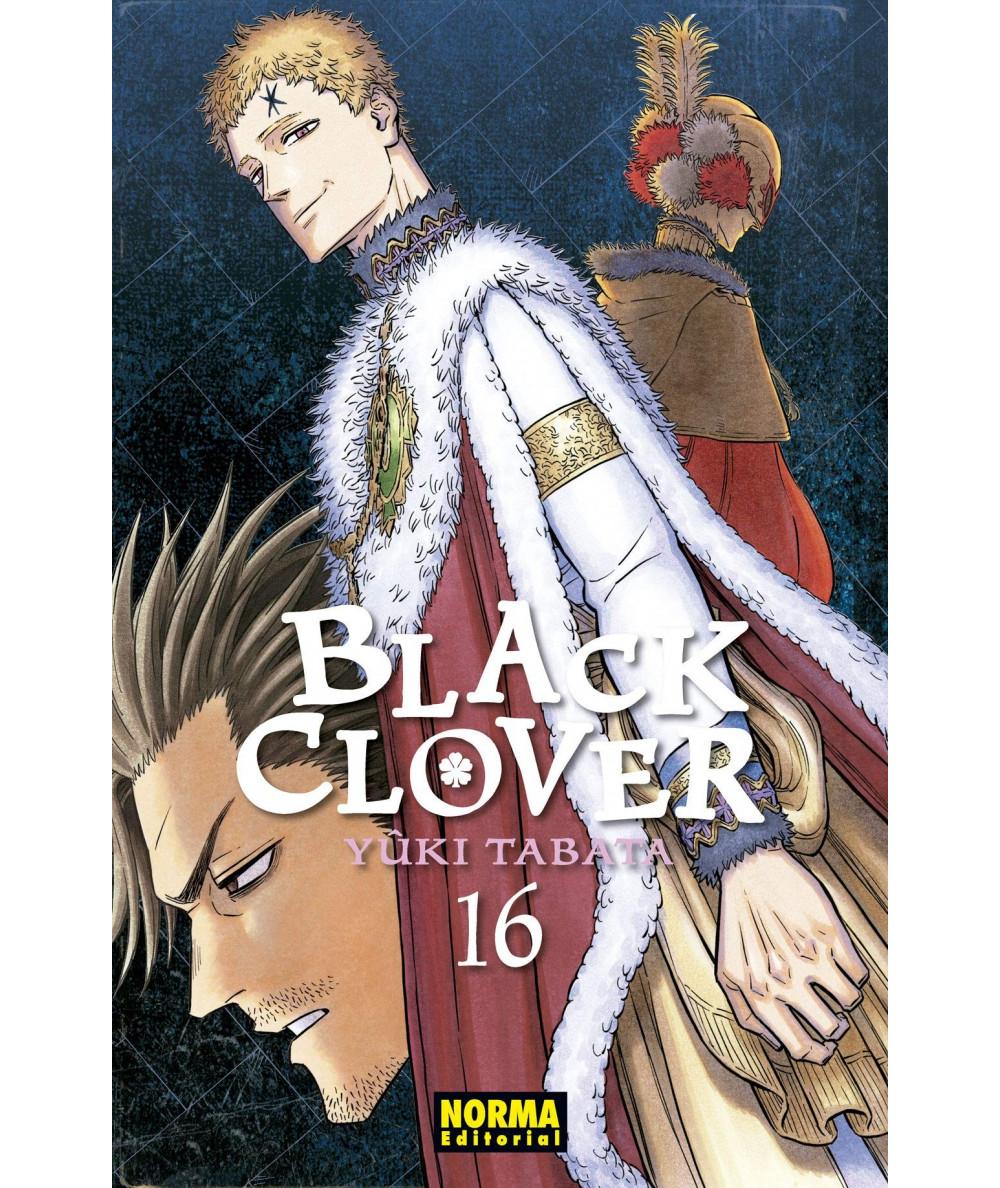 BLACK CLOVER 16 Comic y Manga