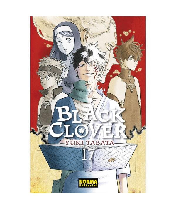 BLACK CLOVER 17 Comic y Manga