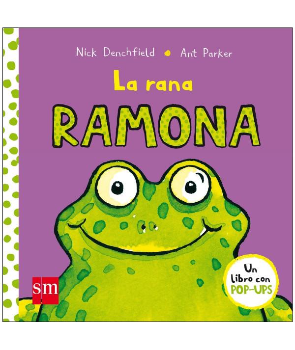 PACK LA RANA RAMONA Infantil