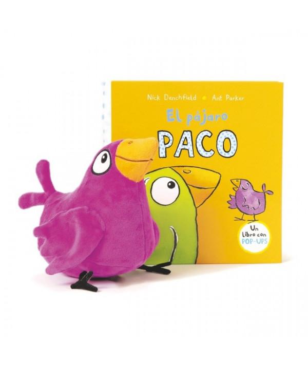 PACK DE EL PÁJARO PACO Infantil