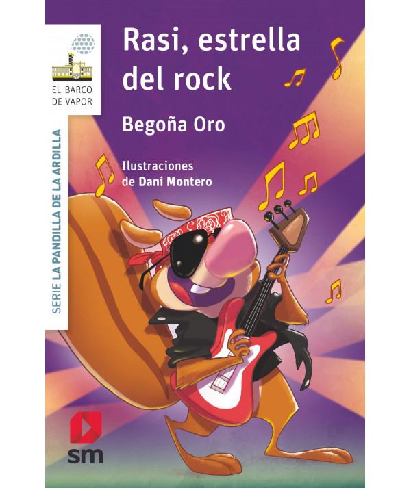 PACK DE RASI ROCKERA Infantil