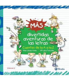 MAS DIVERTIDAS AVENTURAS DE LAS LETRAS Infantil
