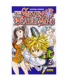 THE SEVEN DEADLY SINS 2 Comic y Manga