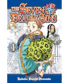 THE SEVEN DEADLY SINS 4 Comic y Manga