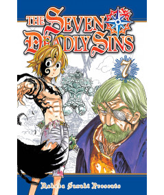 THE SEVEN DEADLY SINS 7 Comic y Manga