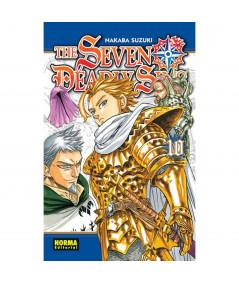 THE SEVEN DEADLY SINS 10 Comic y Manga