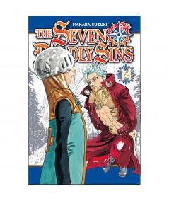 THE SEVEN DEADLY SINS 14 Comic y Manga
