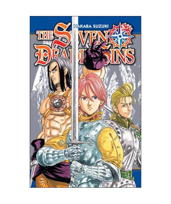 THE SEVEN DEADLY SINS 16 Comic y Manga