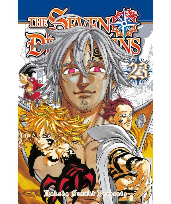 THE SEVEN DEADLY SINS 23 Comic y Manga