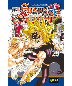 THE SEVEN DEADLY SINS 29 Comic y Manga