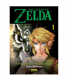 THE LEGEND OF ZELDA. TWILIGHT PRINCESS 1 Comic y Manga
