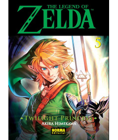 THE LEGEND OF ZELDA. TWILIGHT PRINCESS 5 Comic y Manga