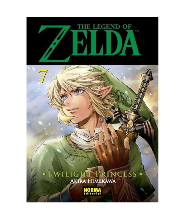 THE LEGEND OF ZELDA. TWILIGHT PRINCESS 7 Comic y Manga