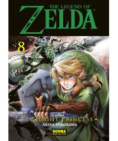 THE LEGEND OF ZELDA: TWILIGHT PRINCESS 8 Comic y Manga