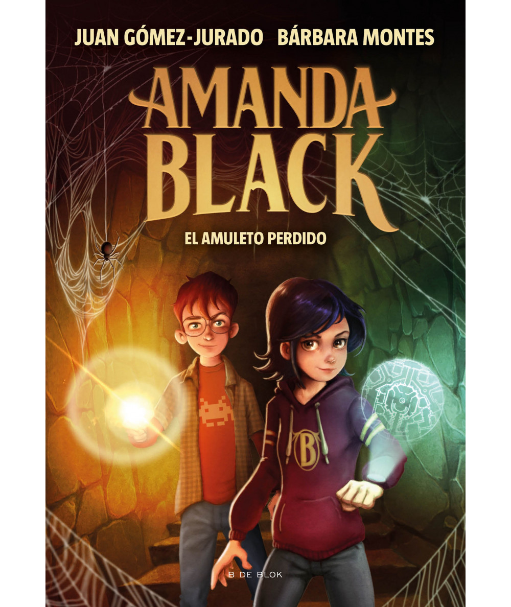 AMANDA BLACK. EL AMULETO PERDIDO Juvenil