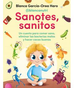 SANOTES SANITOS. BLANCA GARCIA Infantil