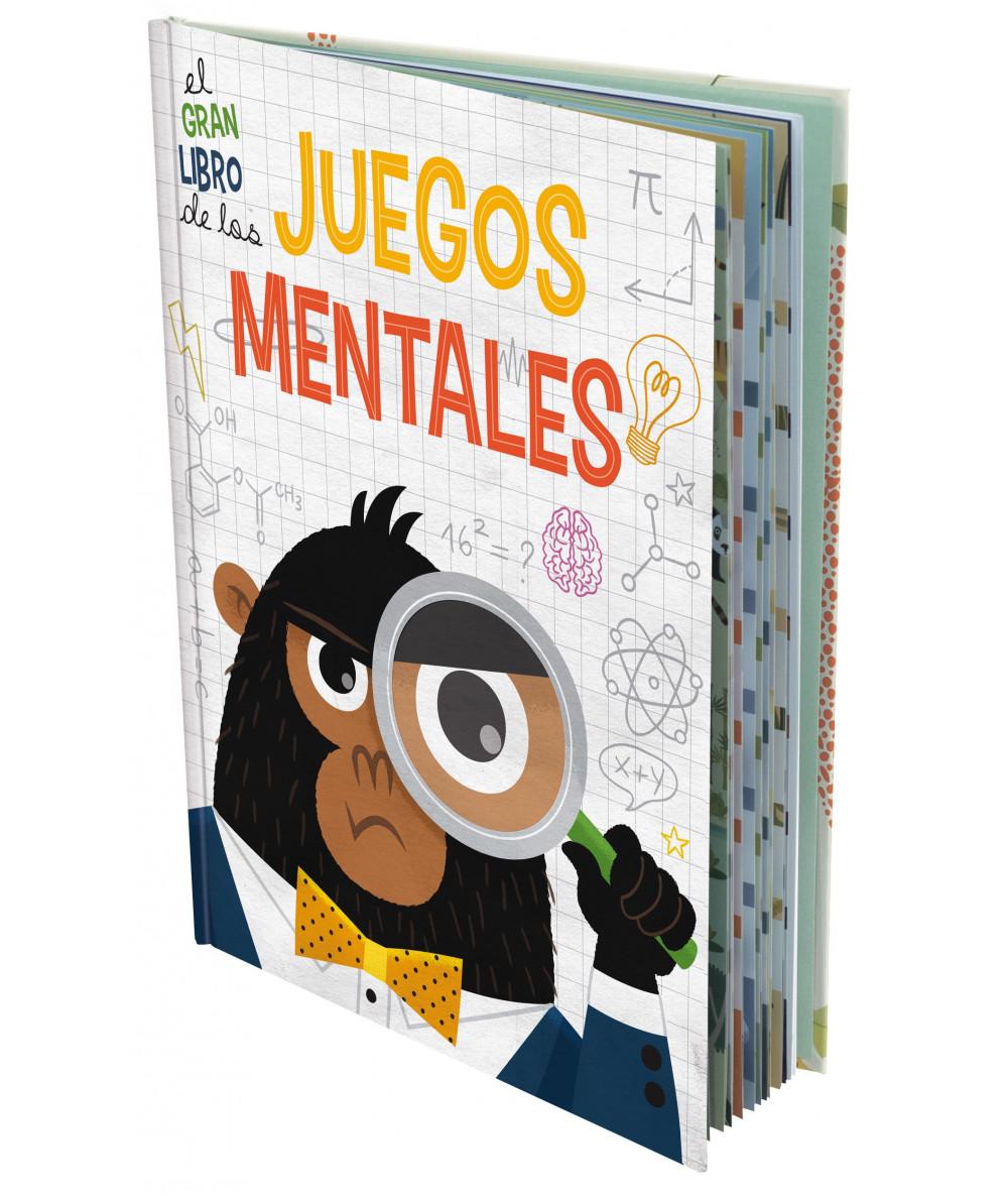 EL GRAN LIBRO DE LOS JUEGOS MENTALES Infantil