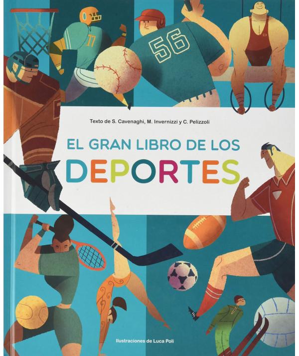 EL GRAN LIBRO DE LOS DEPORTES Infantil
