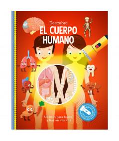 LIBRO LINTERNA. Descubre el cuerpo humano Infantil