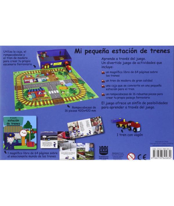 MI PEQUEÑA ESTACION DE TREN Infantil