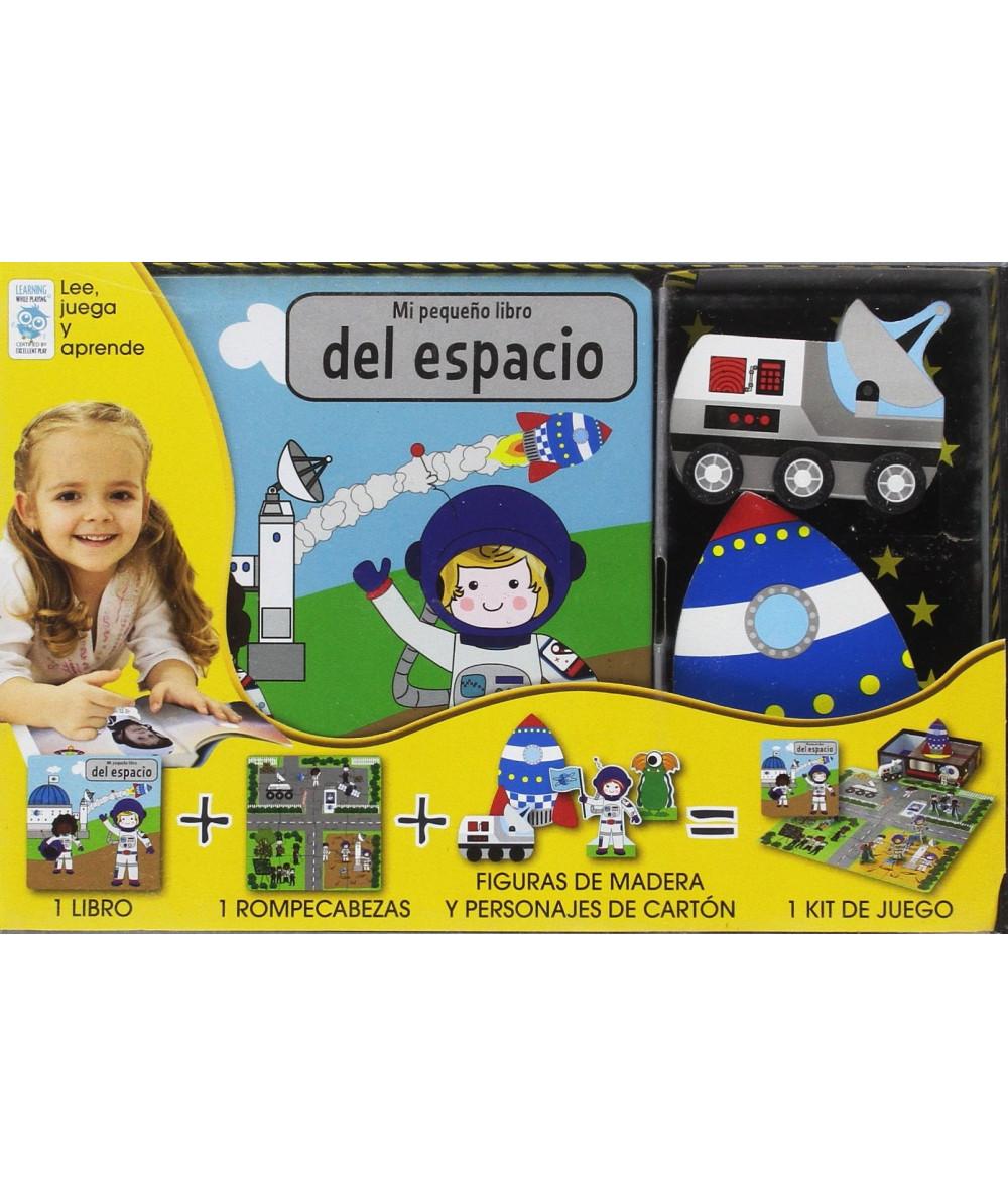 MI PEQUEÑA ESTACION ESPACIAL Infantil