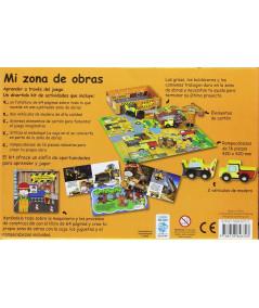 MI ZONA DE OBRAS Infantil