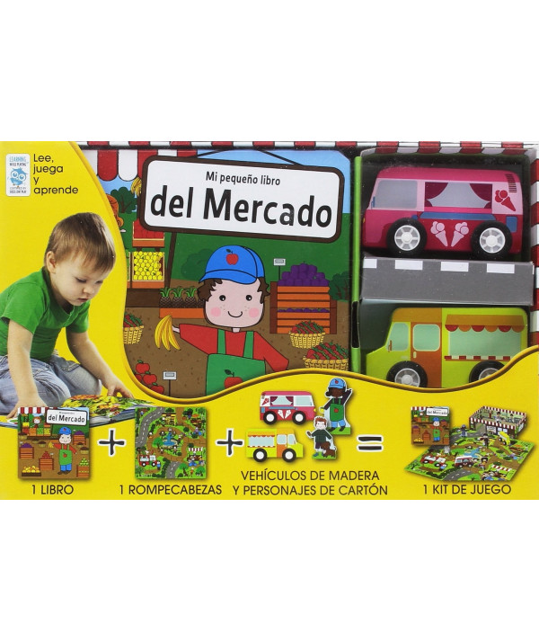 MI PEQUEÑO MERCADO Infantil