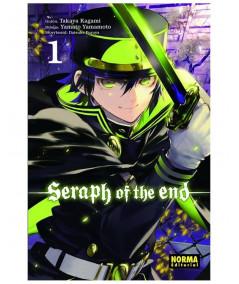 SERAPH OF THE END 1 Comic y Manga
