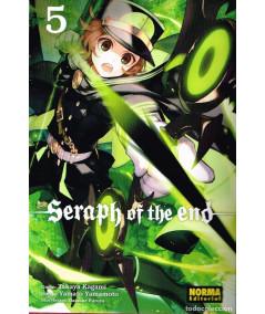 SERAPH OF THE END 5 Comic y Manga