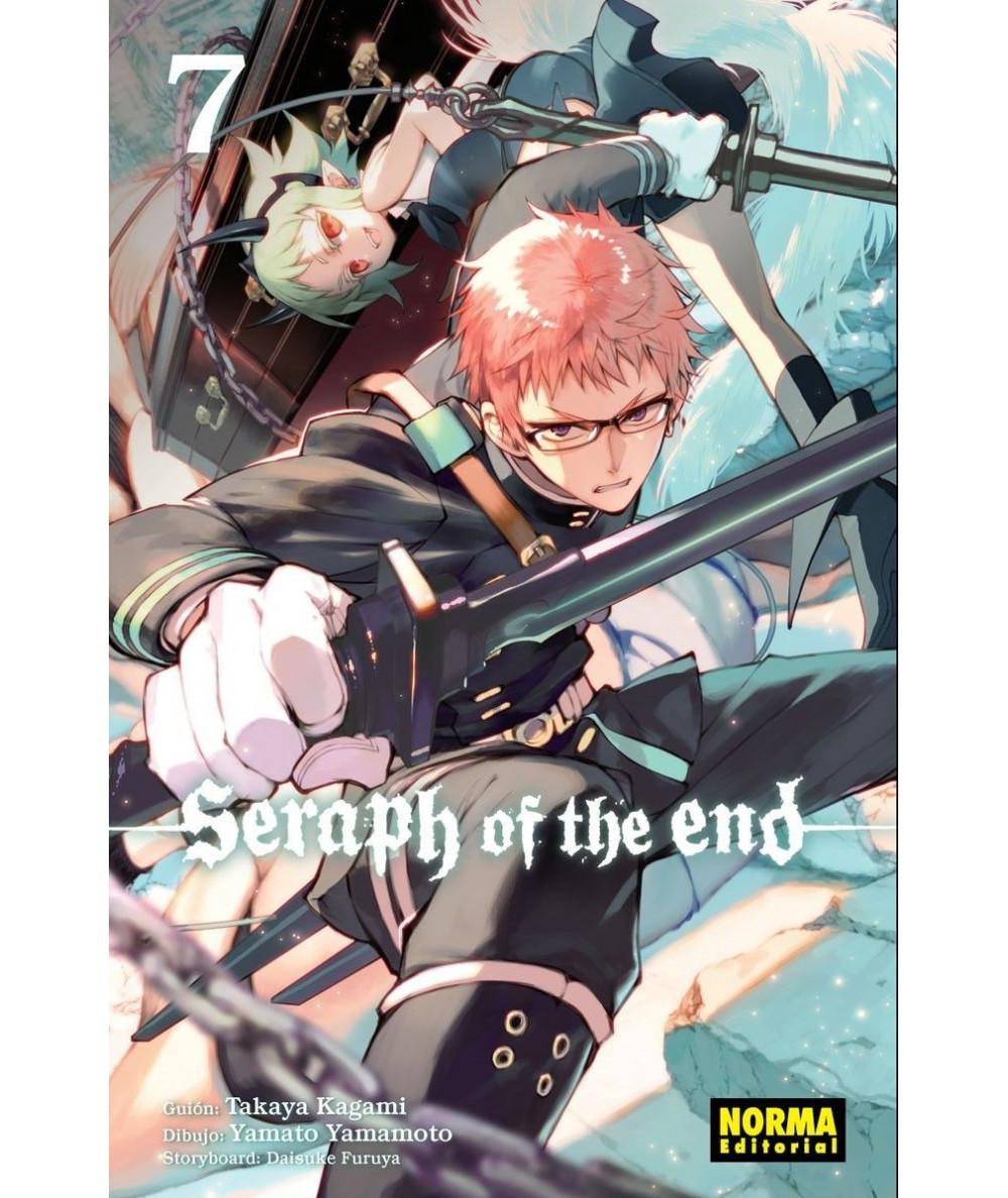 SERAPH OF THE END 7 Comic y Manga