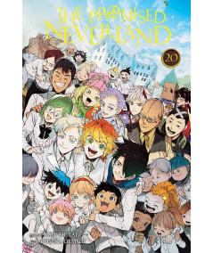 THE PROMISED NEVERLAND 20 Comic y Manga