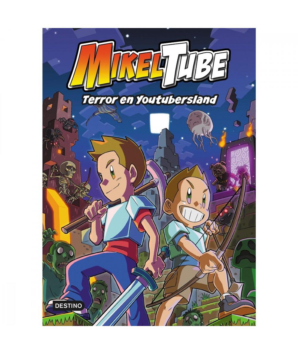 MIKELTUBE 5. TERROR EN YOUTUBERSLAND Infantil